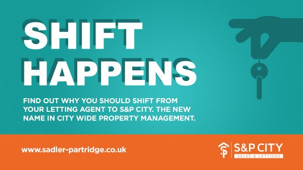 Shift Happens - Landlords, make the shift