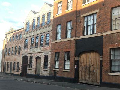 Comet Works, Princip Street, Jewellery Quarter primary photograph