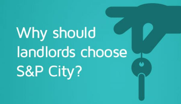 Why should landlords choose S&P City?