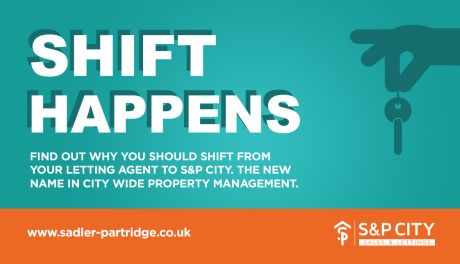 Shift Happens - Landlords, make the shift